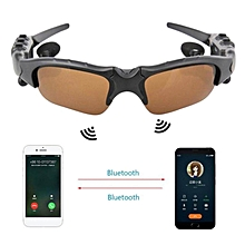Sunglasses Wireless Headset Earphone Hands-free Phone Call For iPhone BDZ