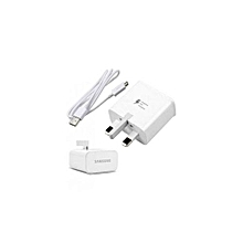 Adaptive Charger - White
