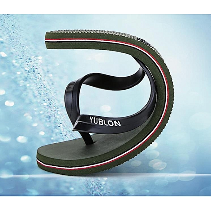 0bff7a52e61 ... Super Large Size Men s EVA Soft Flip Flops Non-slip Waterproof Slippers Indoor  Shower slip ...