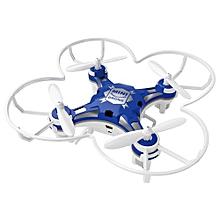 - 1242.4G 4CH 6-Axis Gyro RTF Remote Control Pocket Quadcopter Aircraft Toy