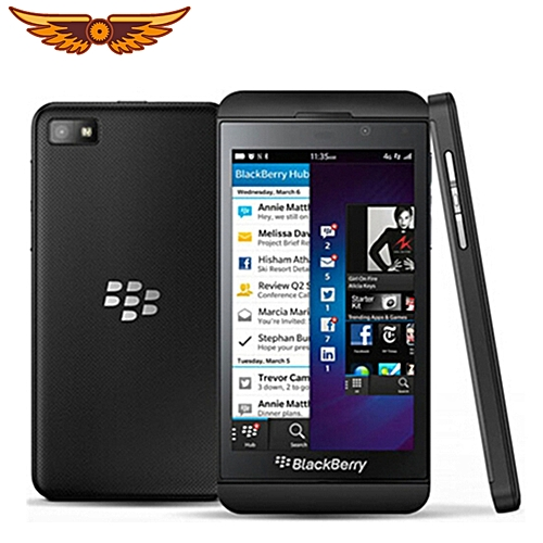 BlackBerry Z10 Dual Core 8MP 2GB RAM 16GB ROM Smartphone - White