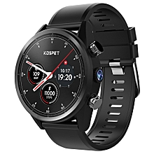 "Kospet Hope 4G Smartwatch Phone 1.39"" 3GB RAM 32GB ROM Android 7.1 - BLACK"