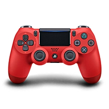 PlayStation DualShock 4 - Red controller pad - Red