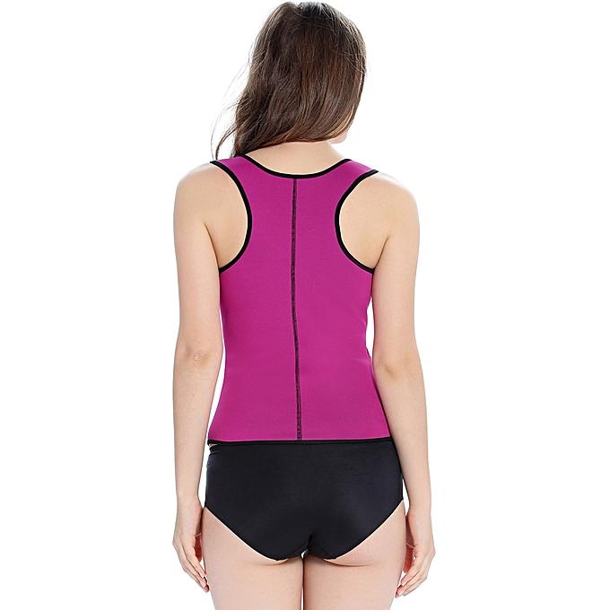 0c0fac74db ... New Woman Body Shapers Slim Vest Tummy Training Corset Underbust  Control Shapewear Tank Top ...