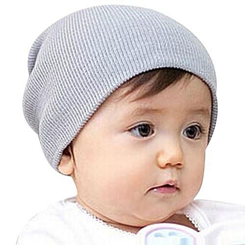 Buy Eissely Baby Beanie Boy Girls Soft Hat Children Winter Warm Kids ... ec2e120b6d4