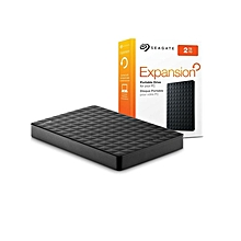 2TB - Expansion Portable Hard Drive - Black