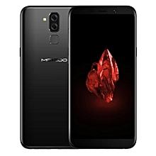 """S8 - 6.1"""" 4G Android 7 4GB/64GB Fingerprint G-Sensor 3300mAh EU - Black"""