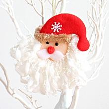 Xmas Santa Claus Snowman Tree Ornaments Decor Hanging Pendant Christmas Gift