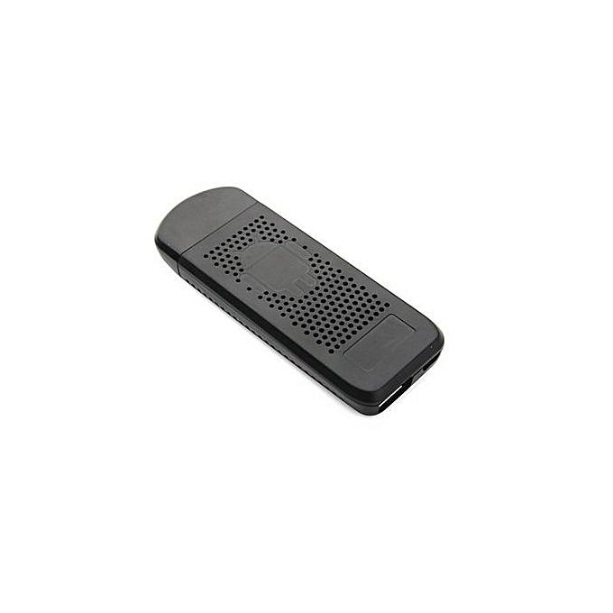 UG007B Mini PC TV Dongle Quad-Core RK3188 1 6GHz Processor 2GB RAM 8GB  Internal SD Storage, Google Android 4 2 HDMI 1080P Integrated WiFi And