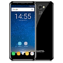 K5000 4G Phablet Android 5.7 inch Octa Core 4GB+64GB - BLACK