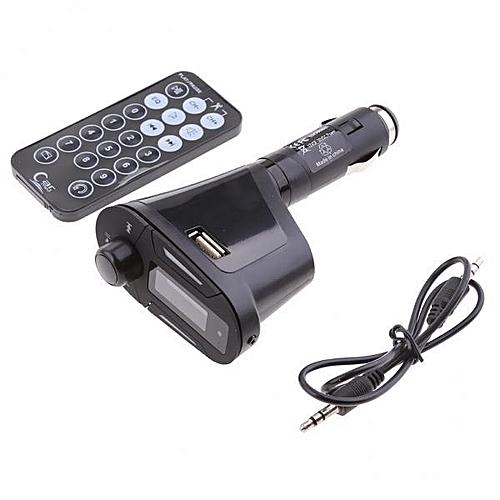 Buy Generic Incar Mp3 Playerphone To Radio Fm Transmitter With Usb Rhjumiacoke: Mp3 To Radio At Gmaili.net