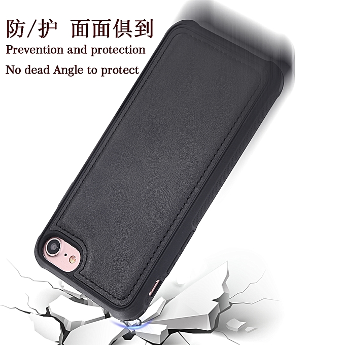 more photos 0df2e 48aaa Switch Wallet Magnetic Flip Phone Cases Card Holders for Iphone 6/6S/7/8  (4.7
