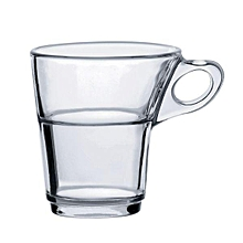 Caprice Clear Cup - Set of 6 - 9.5CL - Clear