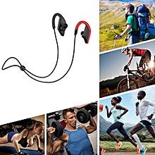Xiuxingzi_SPORT Wireless Bluetooth 4.1 Headset Headphone Stereo Earphone For iPhone RD