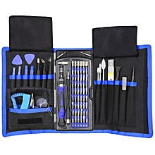 80 in 1 Precision Screwdriver Set with Magnetic Driver Kit Professional Electronics Repair Tool Sets with Portable Oxford Bag