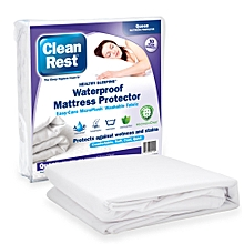 CleanRest® Waterproof Mattress Protector