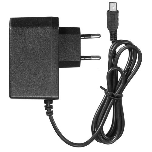 universal 5v 1a mini usb wall charger ac power supply adapter eu us