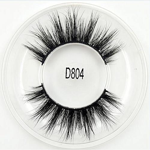 4c6e1b1d877 Generic Mink Eyelashes 3D Mink Lashes Dramatic Eye Handmade Cruelty-free  Mink Lashes False Eyelashes Makeup Lashes D808(D804)