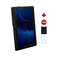 Q75S Tablet - 7 inch, 8GB, 512MB RAM, WiFi, Black.+ free screen protector+ pounch