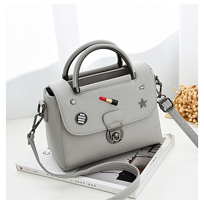 Boutique Bag 2018 New Korean Fashion Handbags Wild Shoulder Simple Handbag Las Messenger