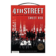 Red Sweet  Cask Wine - 5L