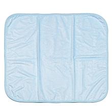 Blue/Pink/Yellow 50*60/60*70/60*90/70*120/100*140/100*200/120*200cm Absorbent Bamboo Fiber Isolation Pads Elderly Care Mattress (100*140cm)