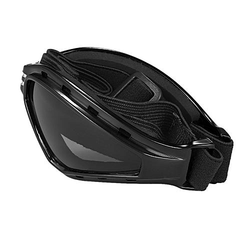 New Fashion Foldable Pet Goggles Large Dog Eye Protector Waterproof  Sunglasses Anti-Fog Anti-