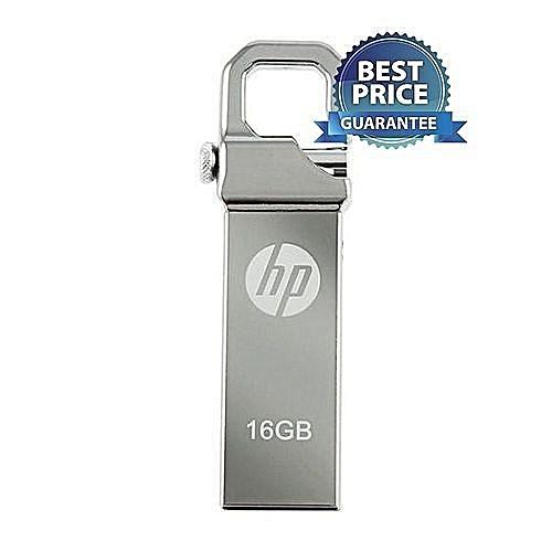 HP Flash Disk - V250w- 16GB -Compact Metalic - USB 2.0