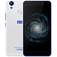 THL T9 Pro Android 6.0 5.5 inch 4G Phablet MTK6737 Quad Core 1.3GHz 2GB RAM 16GB ROM Fingerprint Scanner Bluetooth 4.0 GPS-WHITE