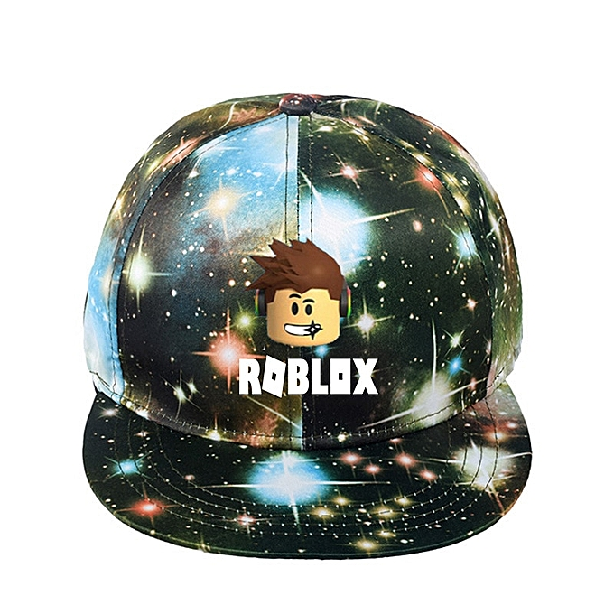 High Quality Kids Summer Caps Game Roblox Hats Casual Boys Girls Baseball  Hats Children's Toy Hats Baby Birthday Gift Fans Gift