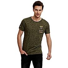 Brown Fashionable T-Shirt