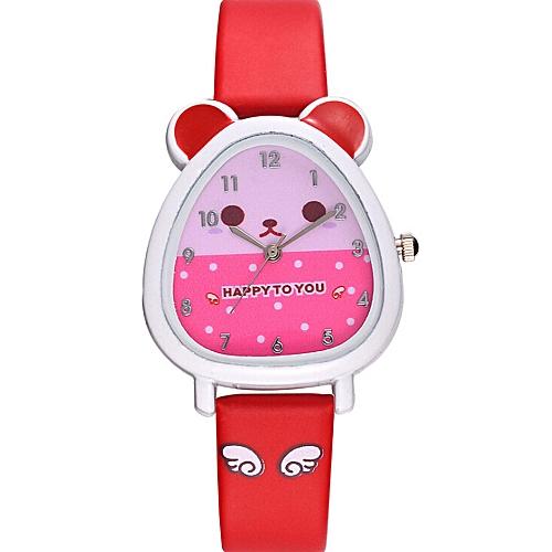 Buy Generic Lovely Animal Design Boy Girl Children Quartz Watch
