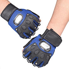 Gym Body Building Training Gloves Sports Weight Lifting Workout Exercise BU