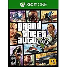 XBOX 1 Game GTA V