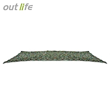 5M Hunting Camping Military Camouflage Net Cover_JUNGLE CAMOUFLAGE
