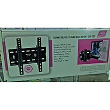 Skill Tech Tilting LED/LCD/Plasma TV Wall Mount Bracket for 15 to 42 inch