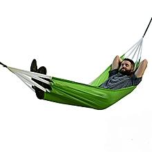 Naturehike Portable Single & Double Hammock Outdoor Parachute Nylon Fabric Hanging Bed