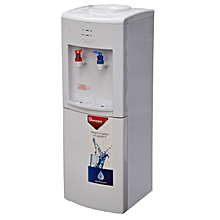 RM/429 - Hot & Normal Water Dispenser + Stand - White