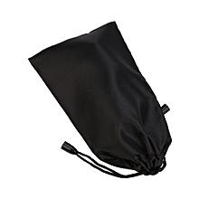 bluerdream-1x Finger Monkey Bags Portable Kids Play Storage Bag Toys Rug Box For Fingerlings Monkey BK-Black