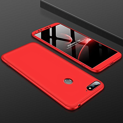 pretty nice 4f20e dace9 For Huawei Honor 7A Case 360 Degree Protected Full Body Phone Case For  Huawei Honor 7A Case Shockproof Cover