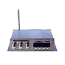 HY-502S - 2CH Output Power Bluetooth Amplifier - Purple