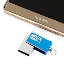 MIXZA SA - MU02 8GB OTG USB Flash Drive with Micro USB Port