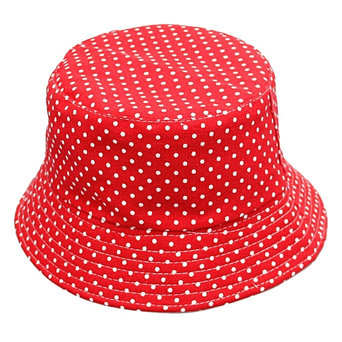 38dbf542f06 ... jiuhap store New Cute Kids Girl Baby Summer Outdoor Bucket Hats Cap Sun  Beach Beanie Hot ...