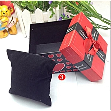 Durable Present Gift Box Case For Bracelet Bangle Jewelry Watch Box