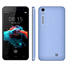 HOMTOM HT16, 1GB+8GB, 5.0 inch Android 6.0 MTK6580 Quad Core up to 1.3GHz, Network: 3G(Blue)