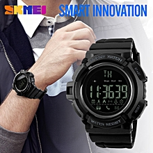 Sport Waterproof Bluetooth Smart Watch Phone Mate For Smartphone BK-Black