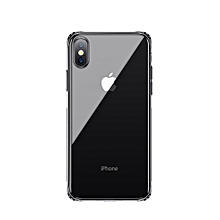 JOYROOM Shockproof TPU Full Protective Case for iPhone XS (Transparent)