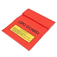 OR Mini RC Lipo Battery Safe Bag Guard Charging Protection Sacks 22 x 18cm
