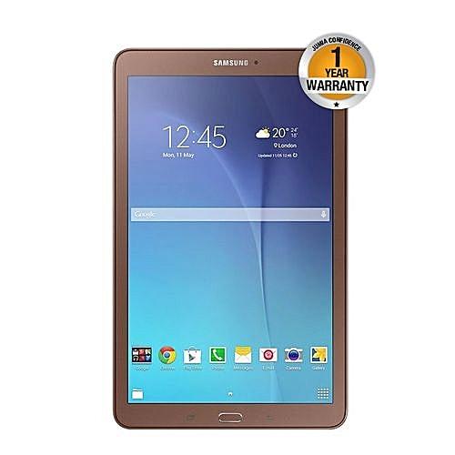 Galaxy Tab E - 9.6'' - 8GB -1.5GB RAM -  WiFi - Gold Brown