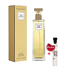 5th Avenue For Women EDP - 125ml + 2ml Flora by Gucci sample